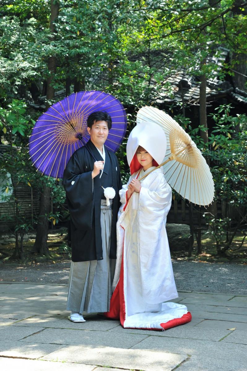 赤坂 氷川神社 結婚式 写真2