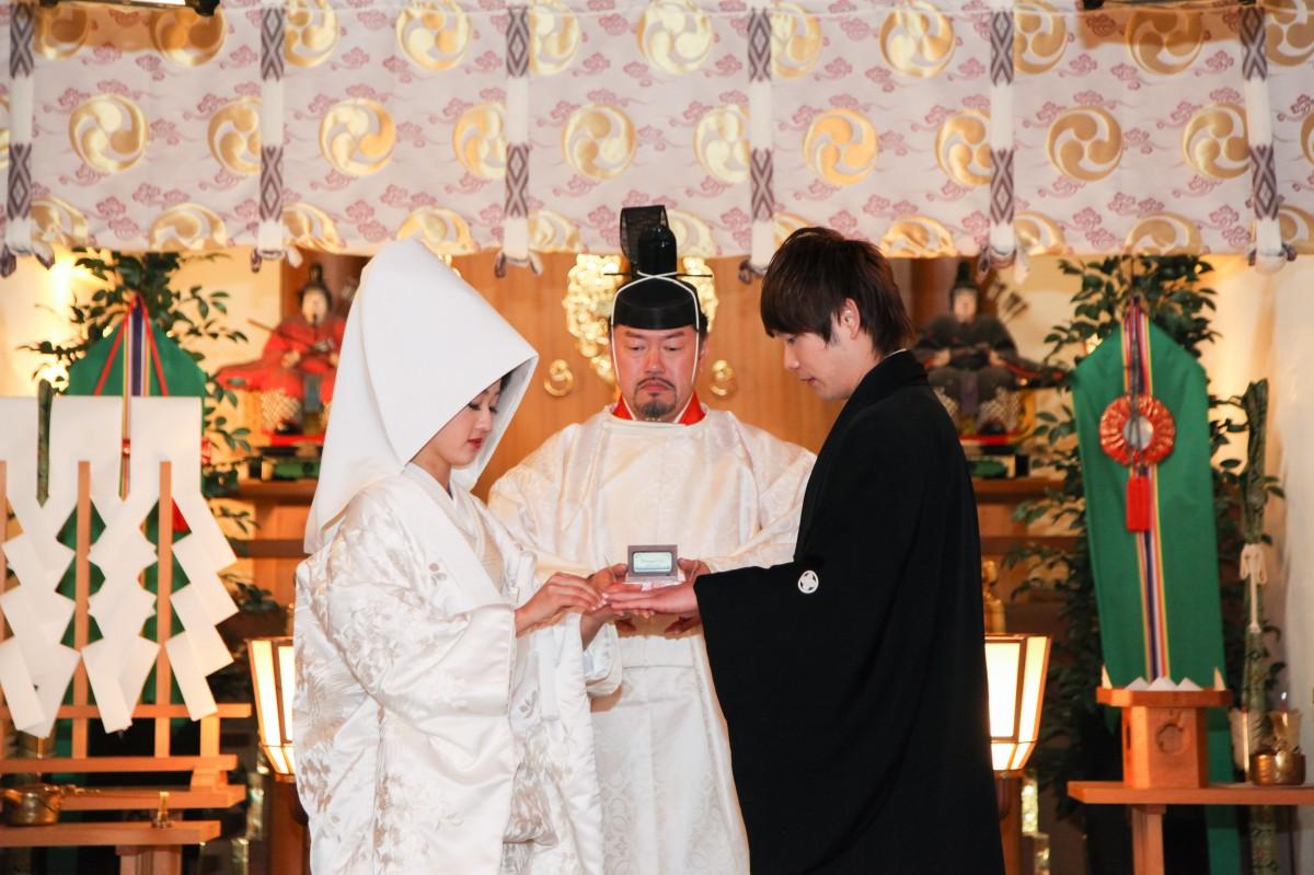 代々木八幡宮 結婚式 写真6
