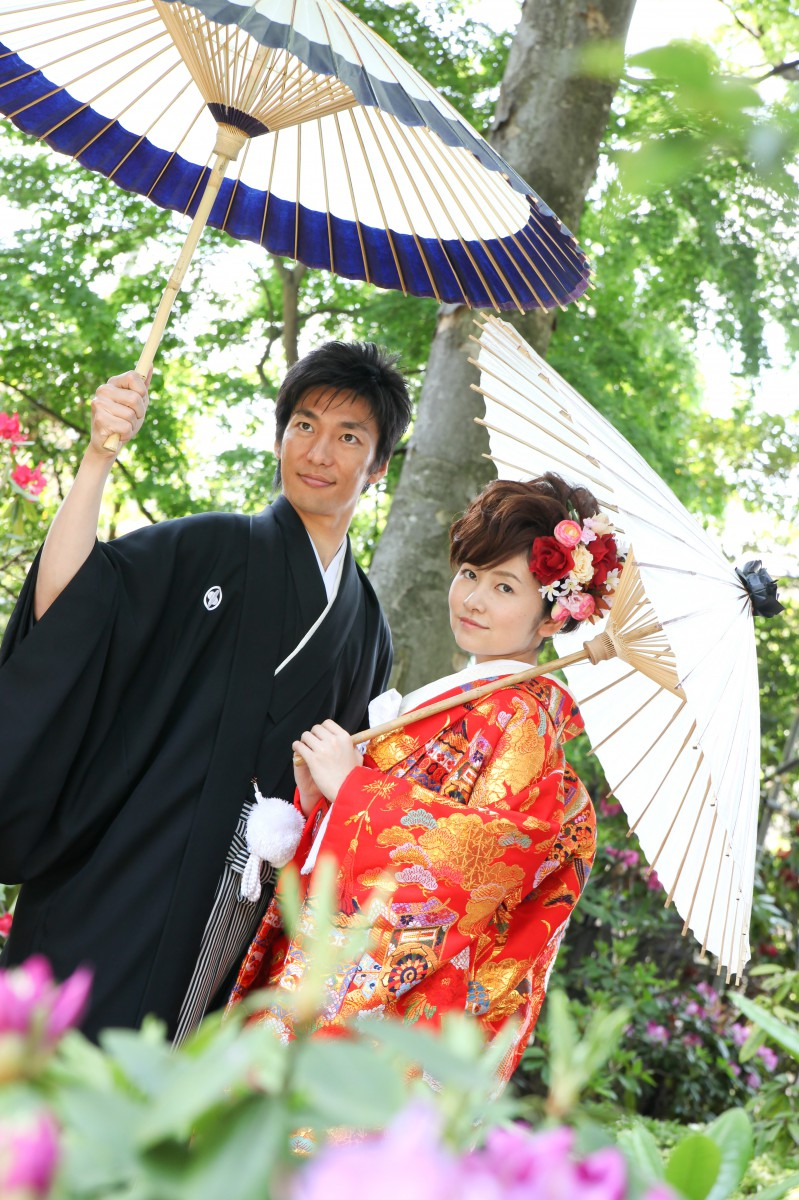 沼袋 氷川神社 結婚式 写真2