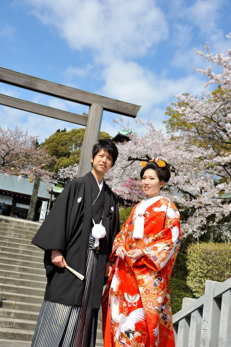 伊勢山皇大神宮 結婚式 写真6