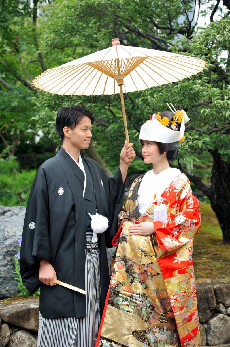 湯島天神 結婚式 写真1