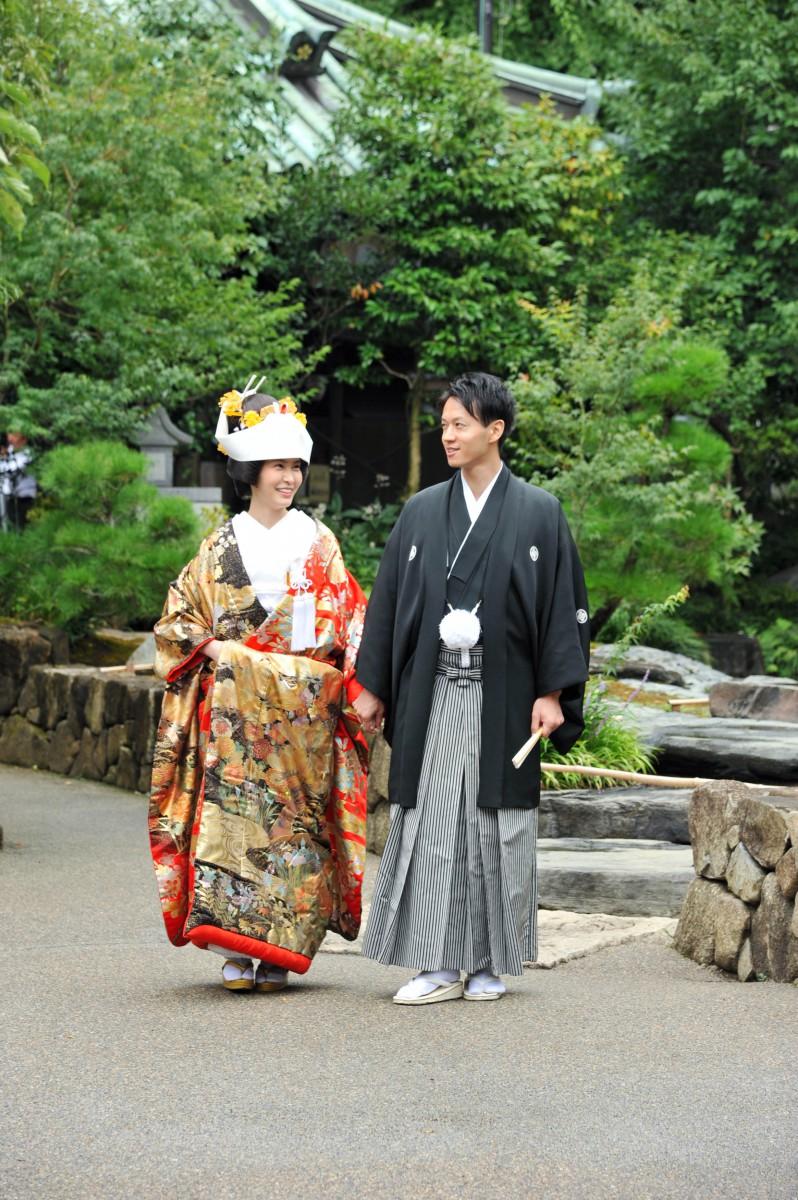 湯島天神 結婚式 写真8