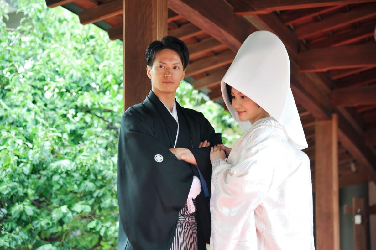 湯島天神 結婚式 写真5