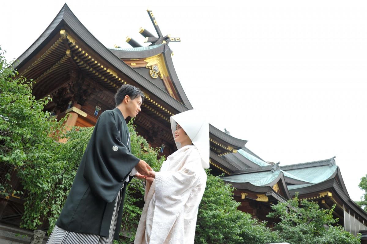 湯島天神 結婚式 写真6