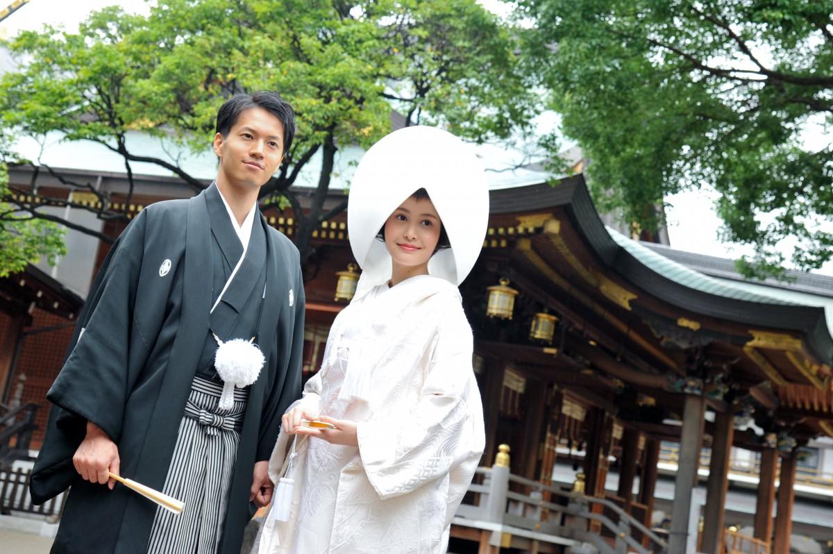 湯島天神 結婚式 写真7