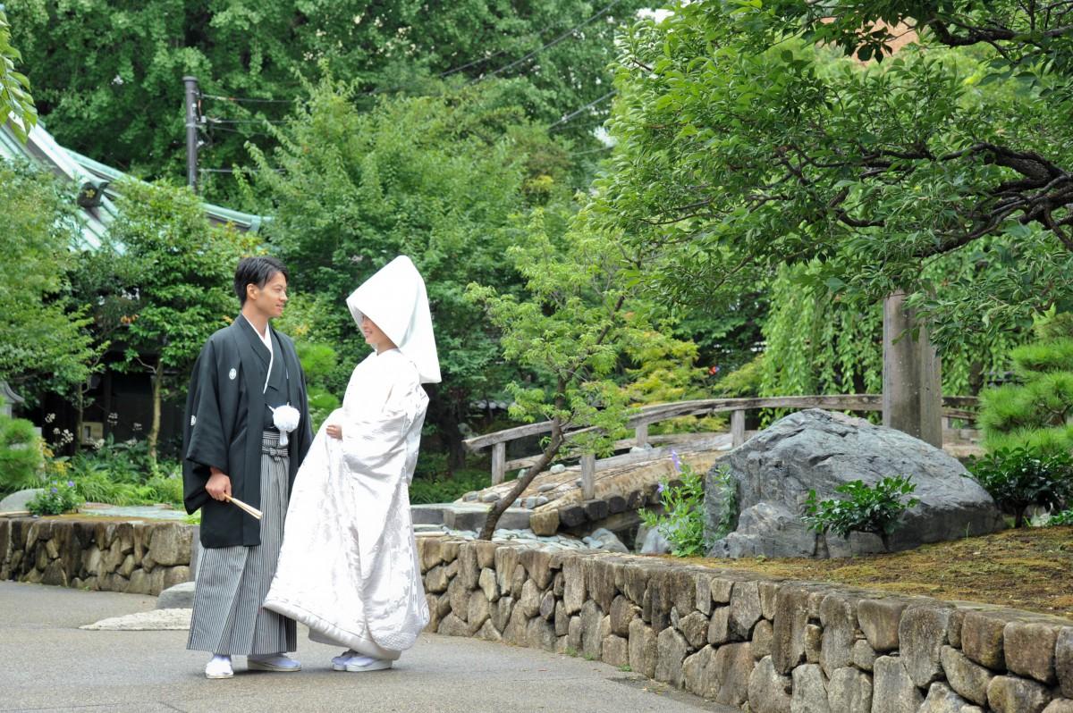 湯島天神 結婚式 写真10