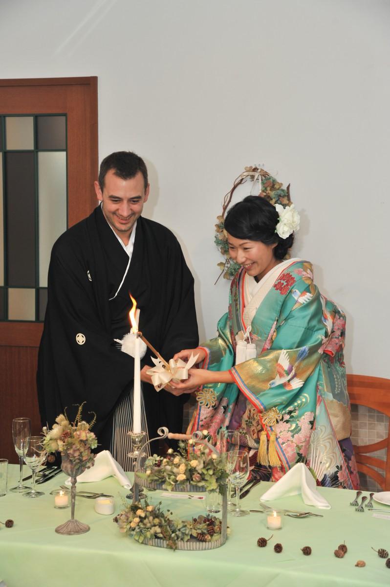 BIKEN Bridal神前式+ドレス会食会≪花≫ 写真2