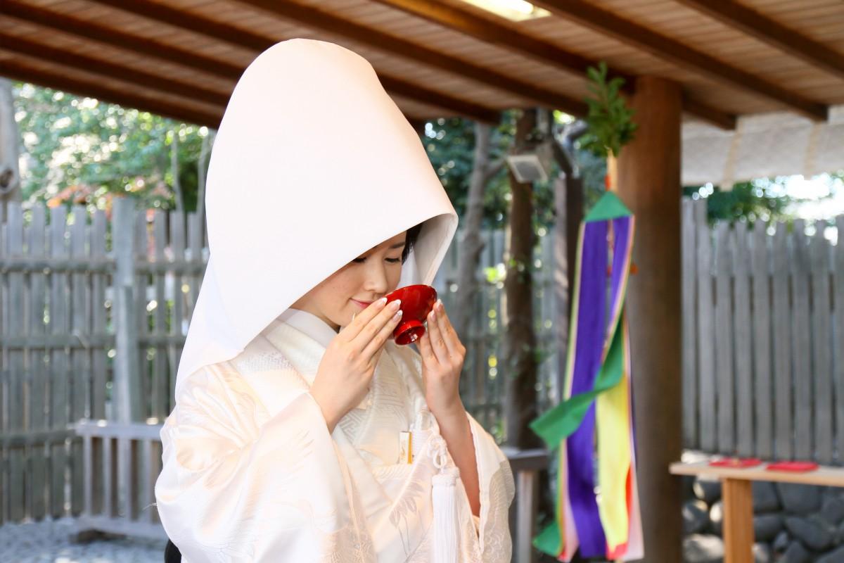伊勢山皇大神宮 結婚式 写真3
