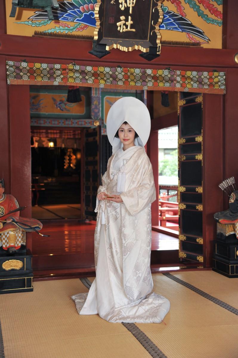 浅草神社 結婚式 写真10