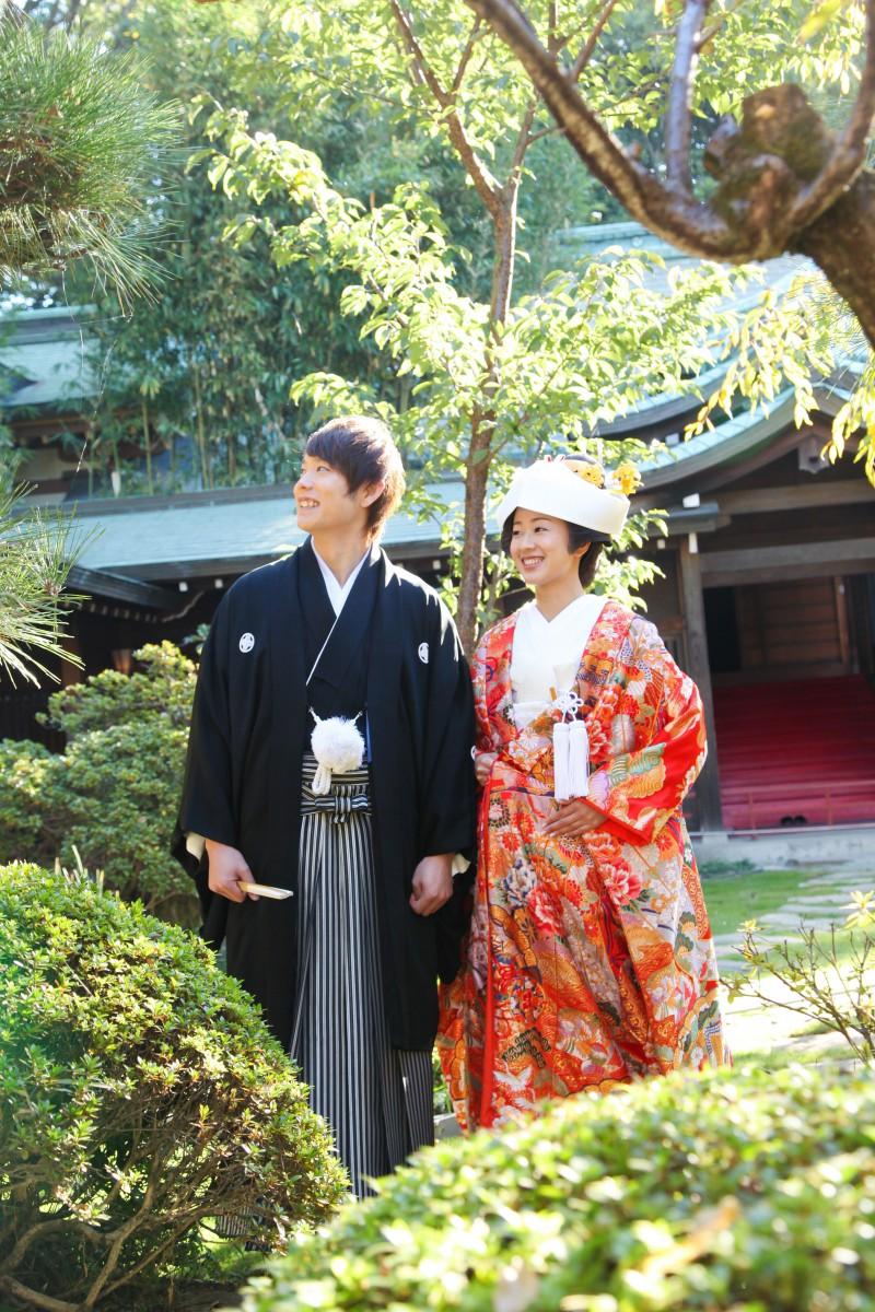 代々木八幡宮 結婚式 写真9