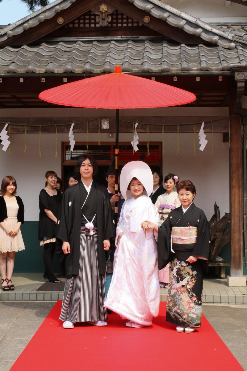 沼袋 氷川神社 結婚式 写真10