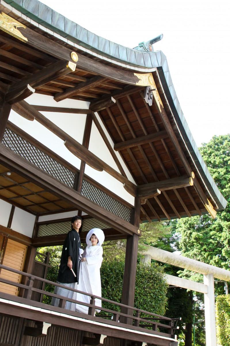 沼袋 氷川神社 結婚式 写真6