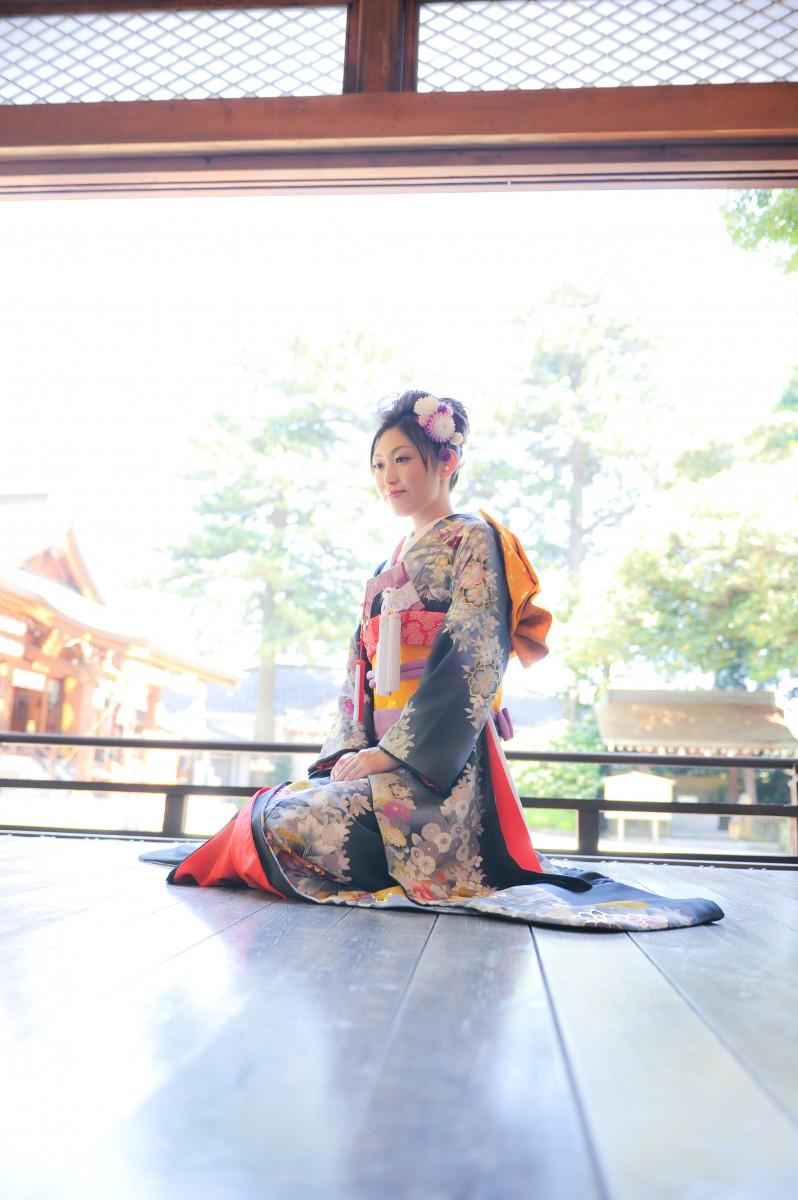 沼袋 氷川神社 結婚式 写真8