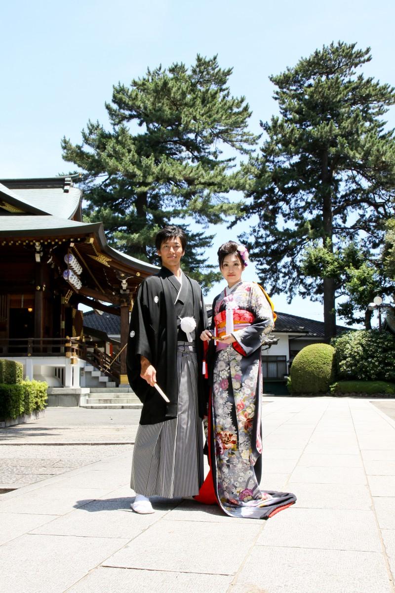 沼袋 氷川神社 結婚式 写真4