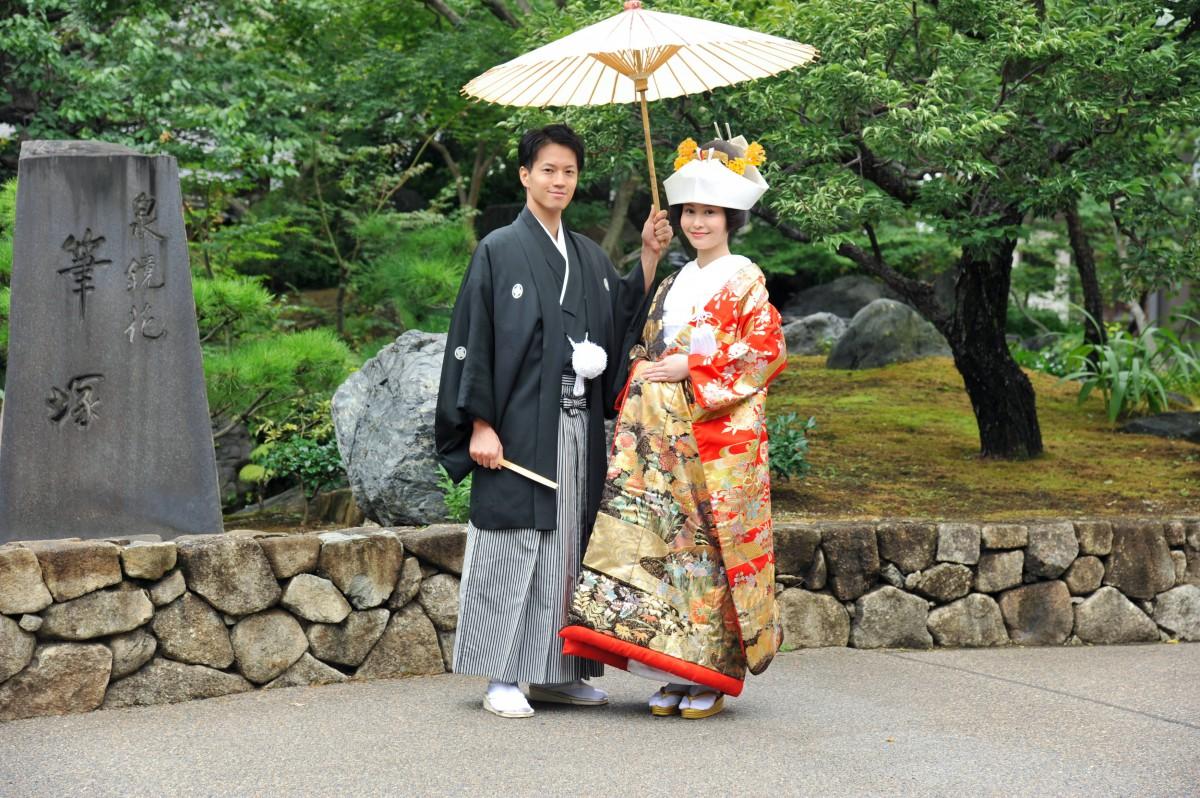 湯島天神 結婚式 写真9