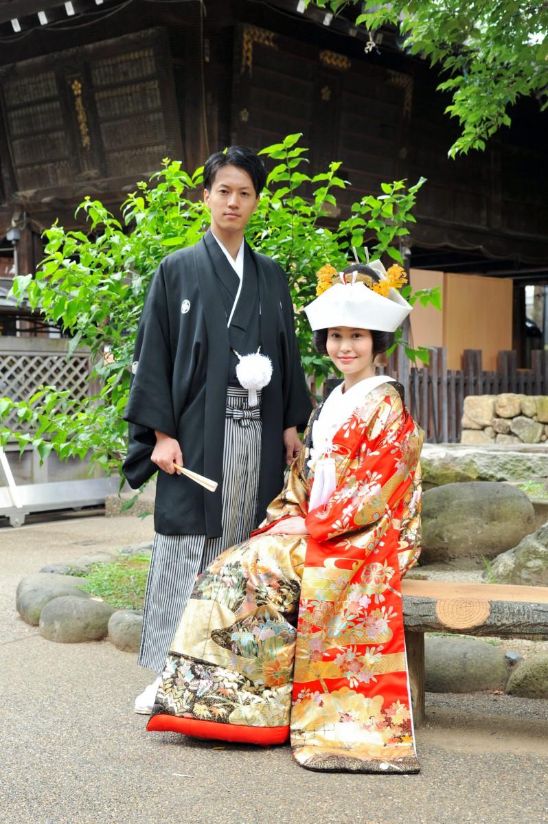 湯島天神 結婚式 写真2