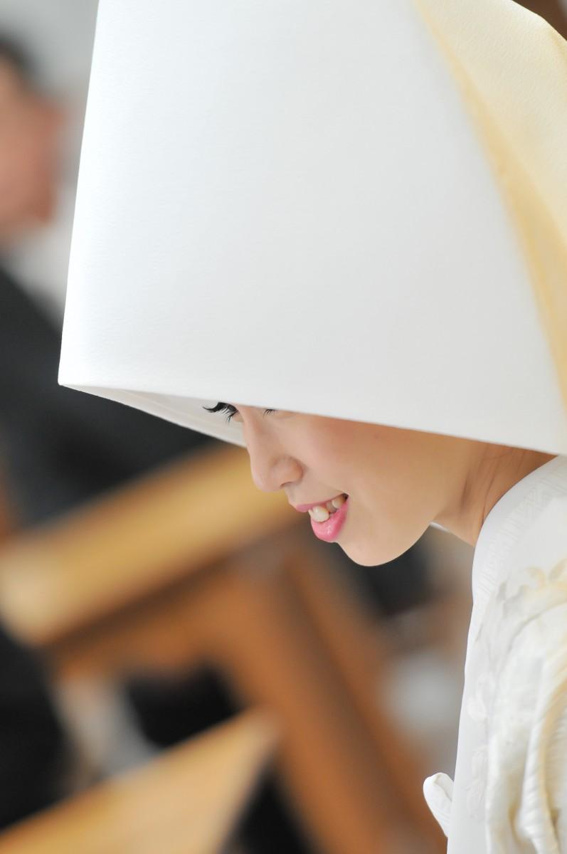 伊勢山皇大神宮 結婚式 写真9