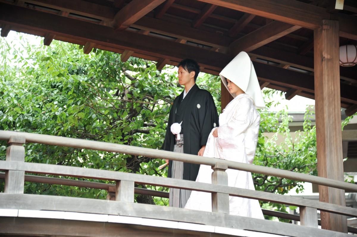 湯島天神 結婚式 写真3