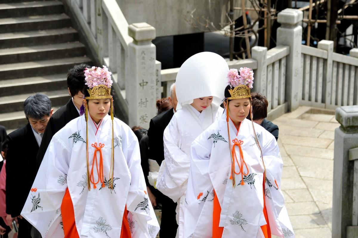 伊勢山皇大神宮 結婚式 写真7