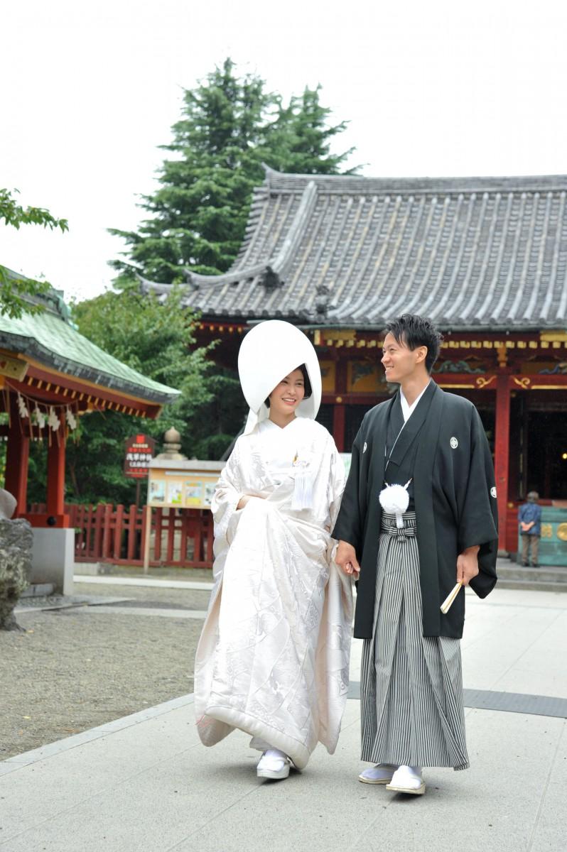 浅草神社 結婚式 写真5