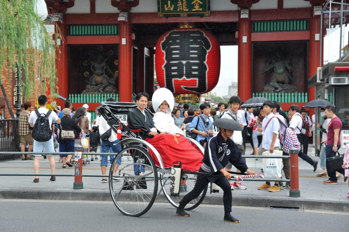 浅草神社 結婚式 写真3