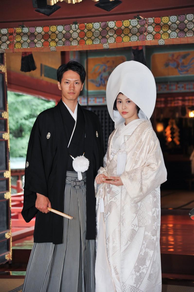 浅草神社 結婚式 写真9