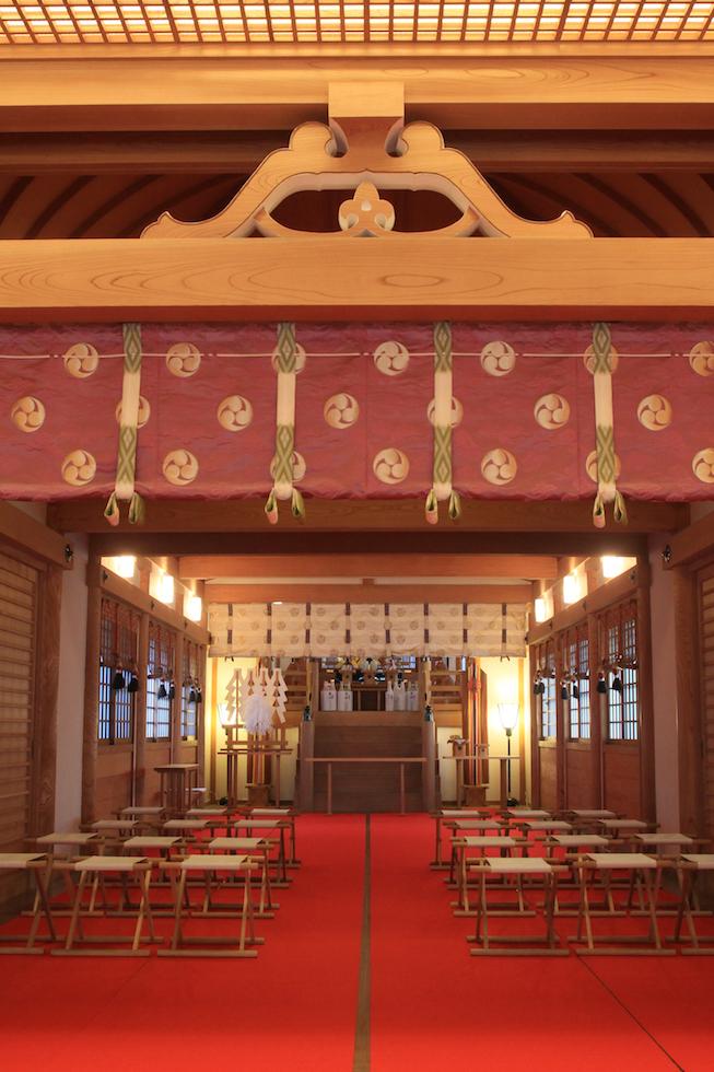鳩森八幡神社 結婚式 写真8