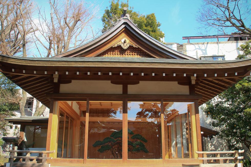 鳩森八幡神社 結婚式 写真3
