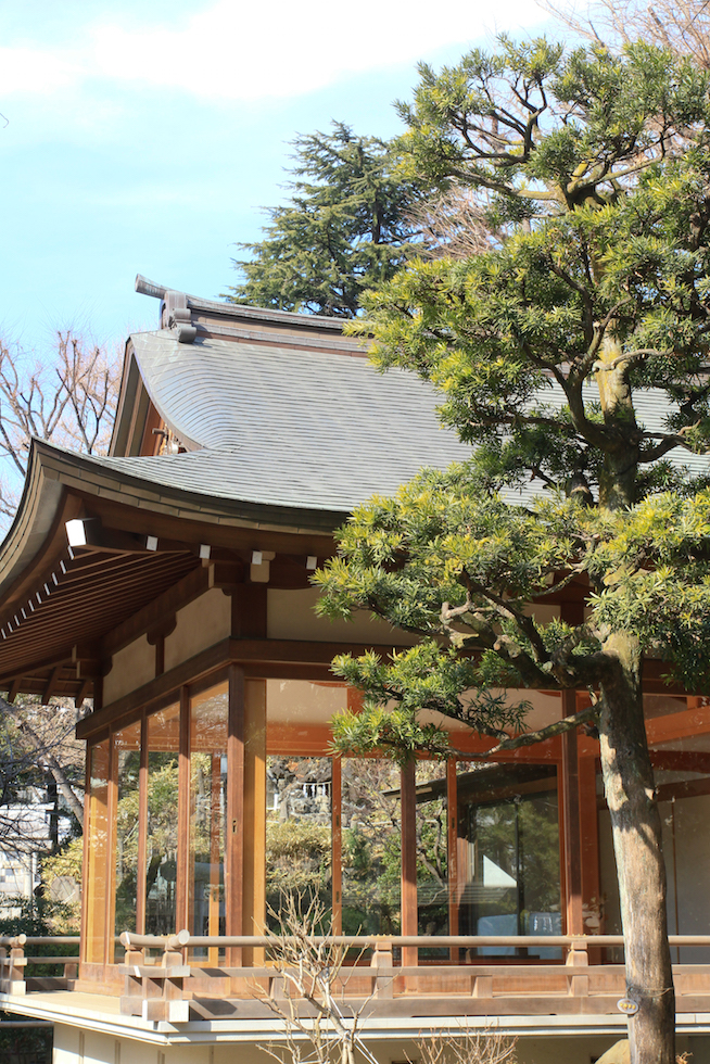 鳩森八幡神社 結婚式 写真2
