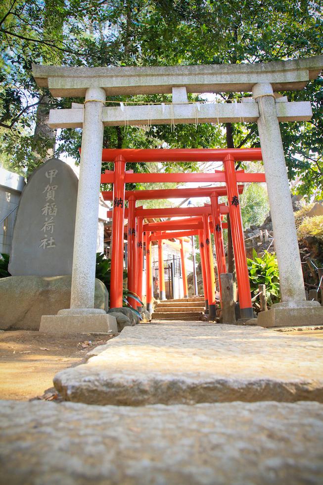 鳩森八幡神社 結婚式 写真5