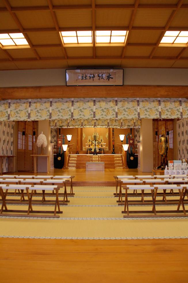 本牧神社 結婚式 写真6