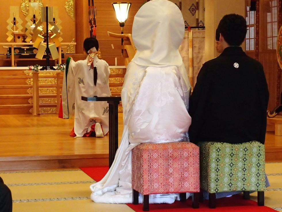 本牧神社 結婚式 写真8