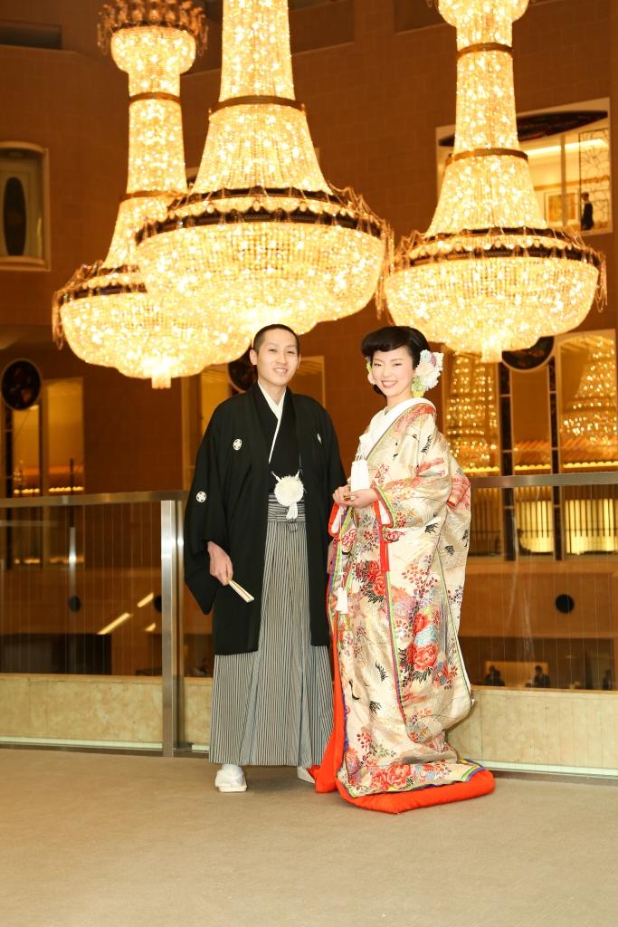 日本料理 佳香 結婚式 写真4