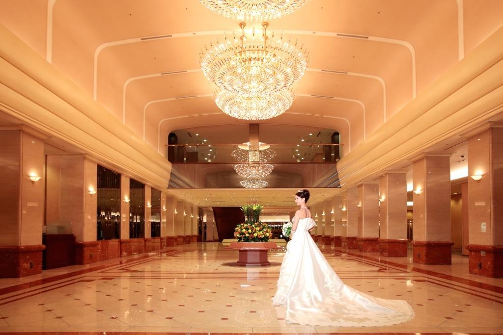 京王プラザホテル 結婚式 写真5