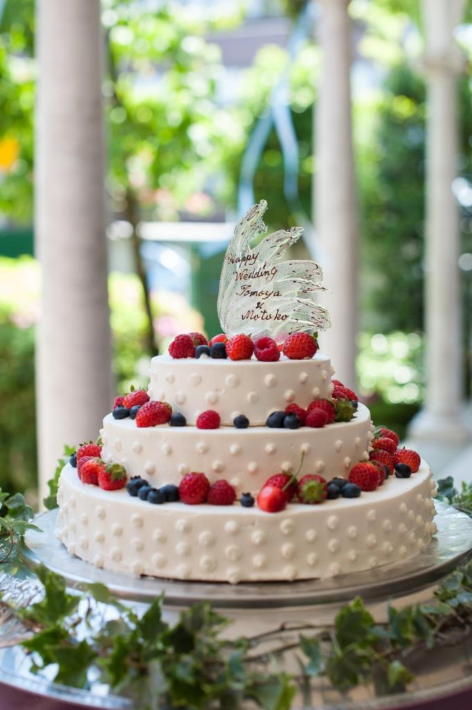 マダム・トキ 結婚式 写真3