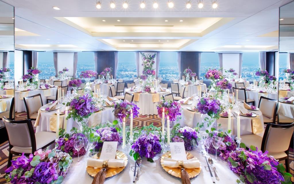 オペラシティ東天紅 結婚式 写真2