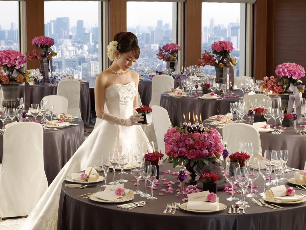 京王プラザホテル 結婚式 写真3