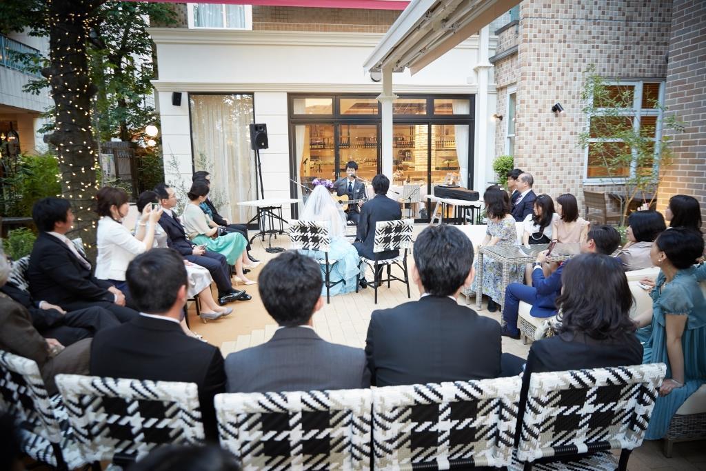 ホテルローズガーデン 結婚式 写真4
