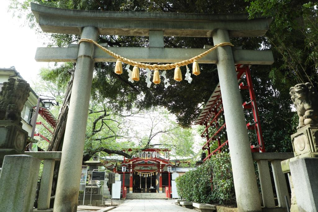大崎総鎮守 居木神社 結婚式 写真3