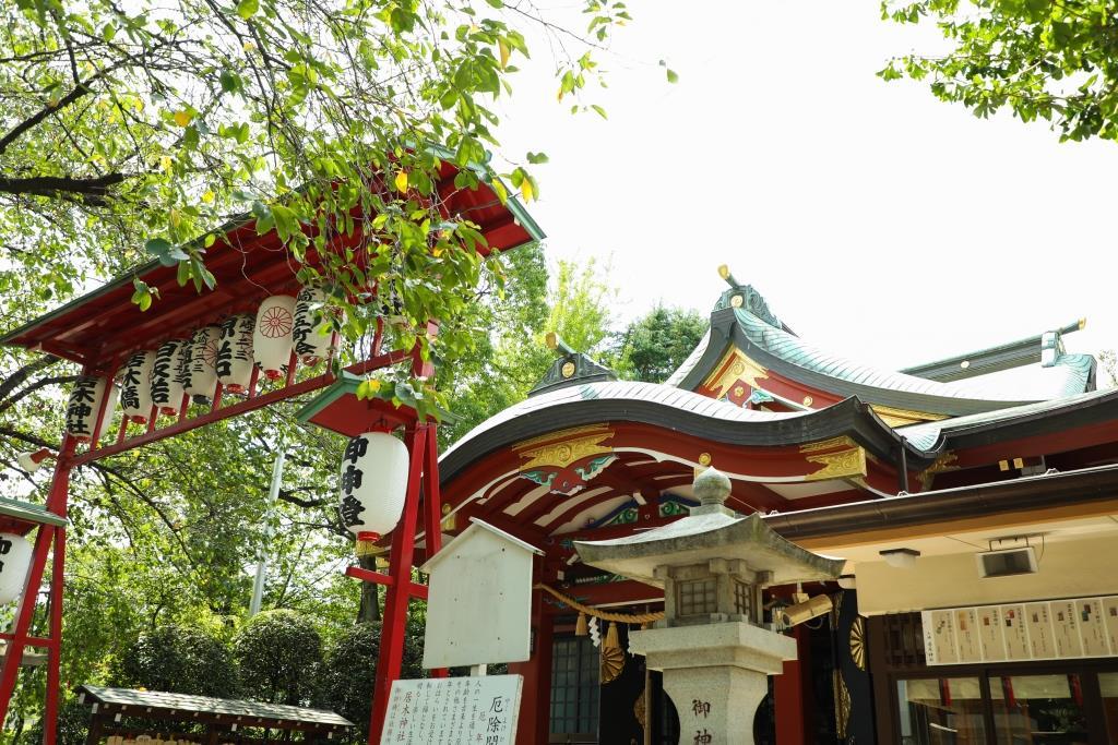 大崎総鎮守 居木神社 結婚式 写真5