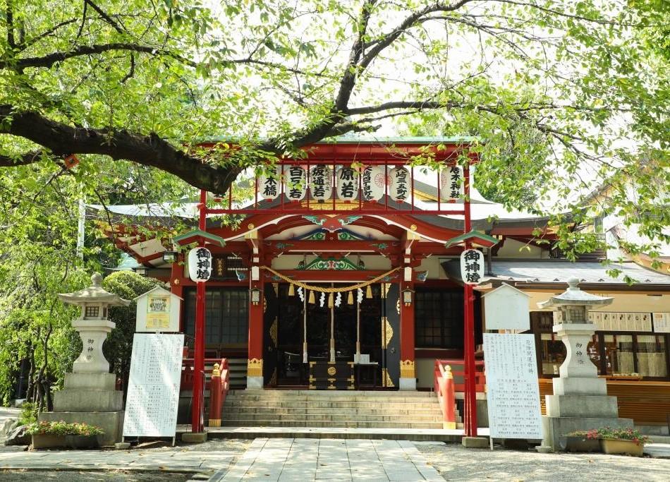 大崎総鎮守 居木神社
