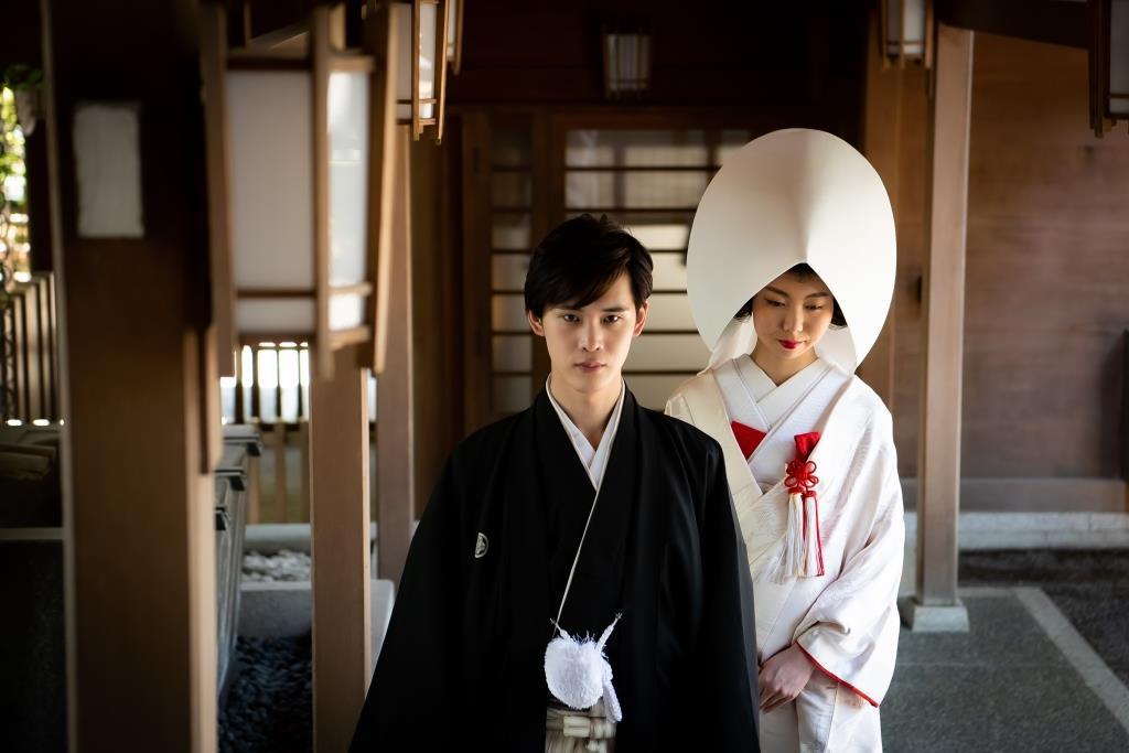保土ヶ谷 神明社 結婚式 写真4
