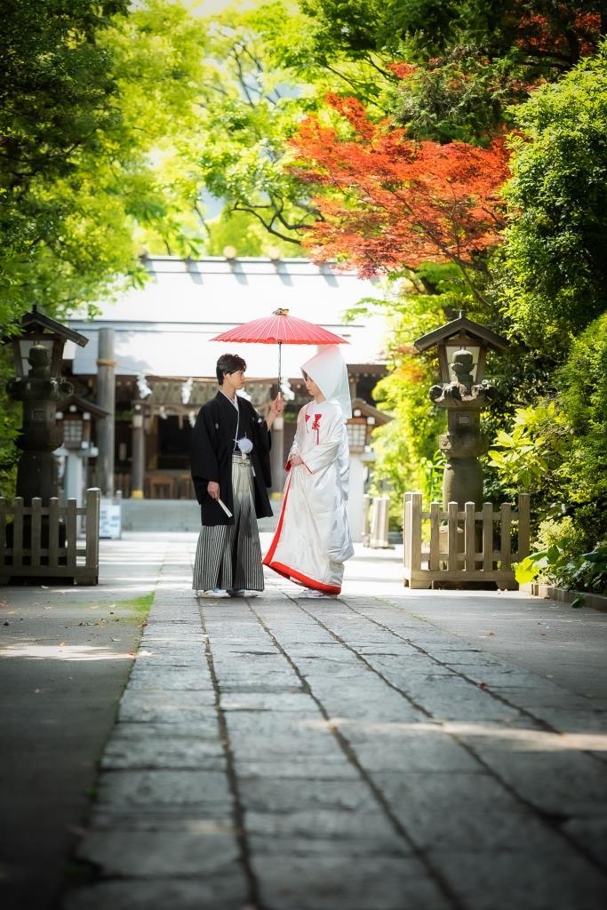 保土ヶ谷 神明社 結婚式 写真10