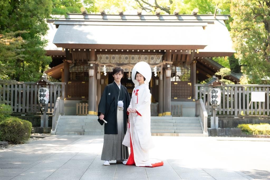 保土ヶ谷 神明社 結婚式 写真9