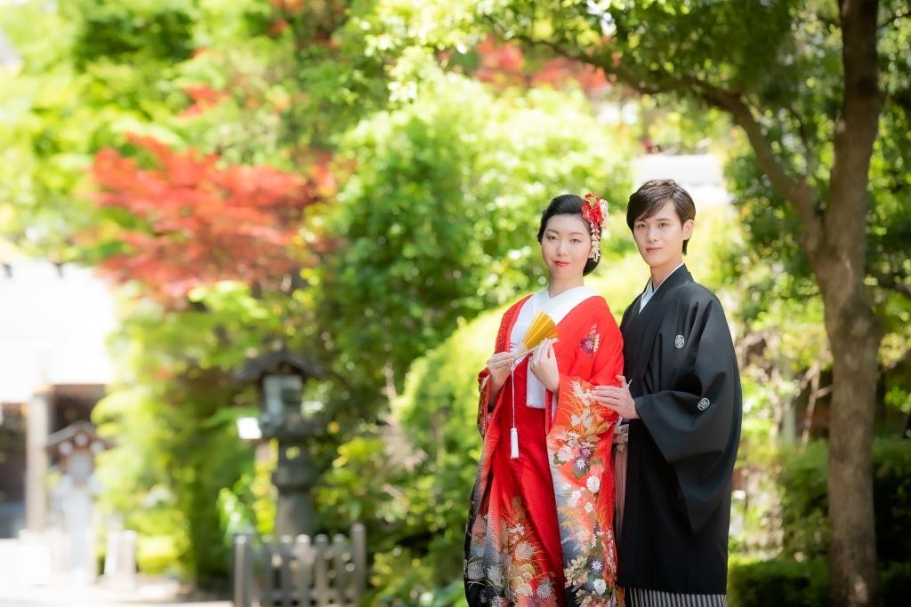保土ヶ谷 神明社 結婚式 写真6